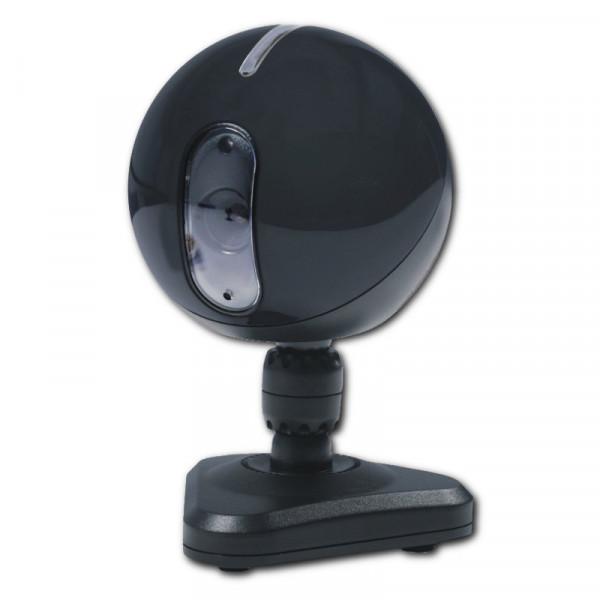 Überwachungskamera Smartwares C706IP Netzwerkkamera schwarz
