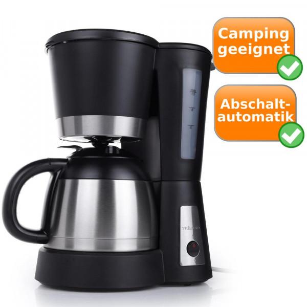 Kaffeemaschine mit Thermokanne Tristar CM-1234 Camping Kaffeeautomat