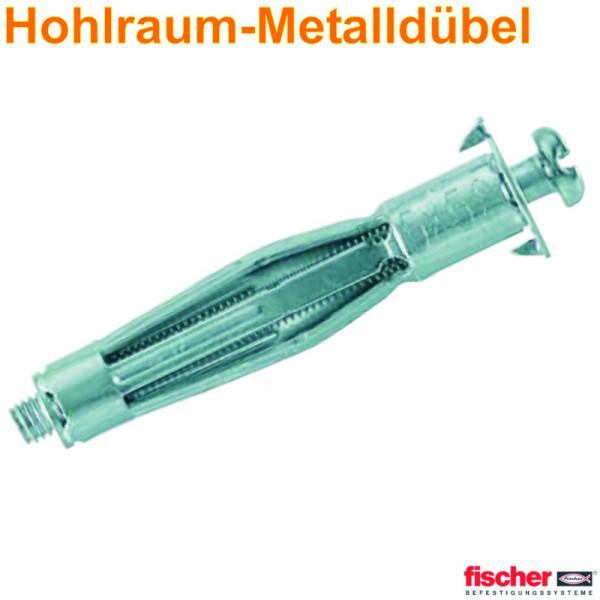 Hohlraum-Metalldübel Fischer HM 4x46 S FLB-RF 508196 30Stk.