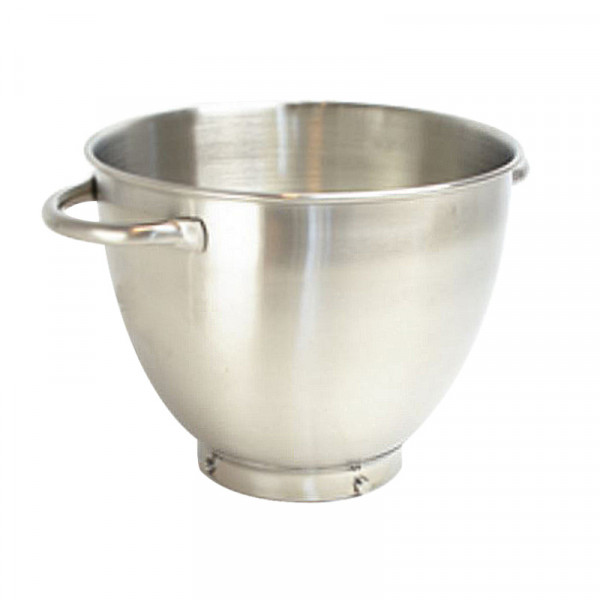 Ersatzrührschüssel Edelstahl für Küchenmaschine Domo DO9077KR