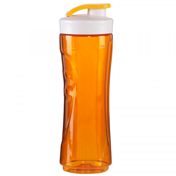 Ersatzflasche für Smoothie-Mixer DO435BL-BG 600ml Ersatzbehälter orange