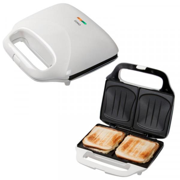XL Sandwich-Toaster DOMO DO9056C Sandwichmaker Muschelform