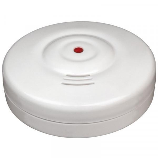 Wassermelder / Wasserdetektor, warnt bei auslaufender Waschmaschine, weiss WM53