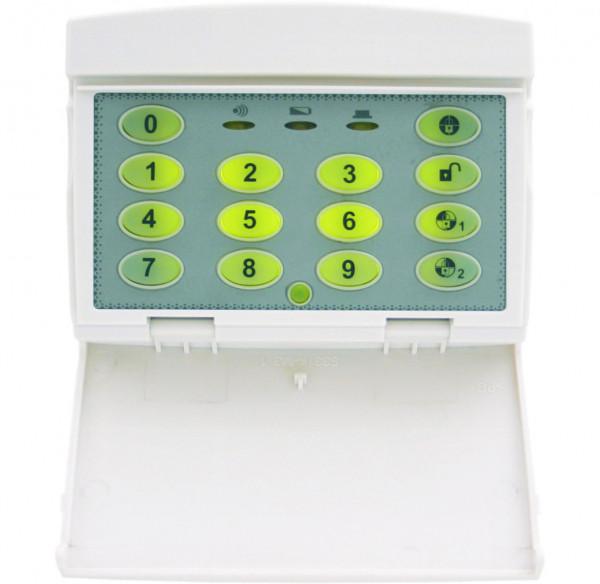 Beleuchtete Funktastatur Smartwares SA68C 10.016.96