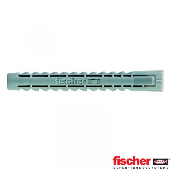 Dübel Fischer SX 6x50 - Kunststoffspreizdübel 24827 100Stk.