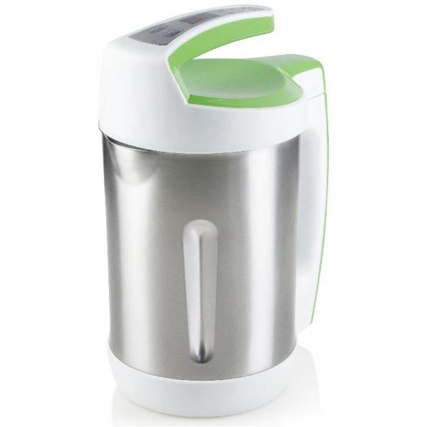 XXL-Suppenkocher 2 Liter Fassungsvermögen, 6 Programme, DOMO DO705BL