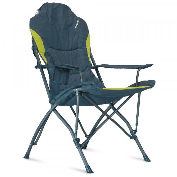Luxus Campingstuhl STARGAZER mit extra hoher Rückenlehne 120 KG (S)