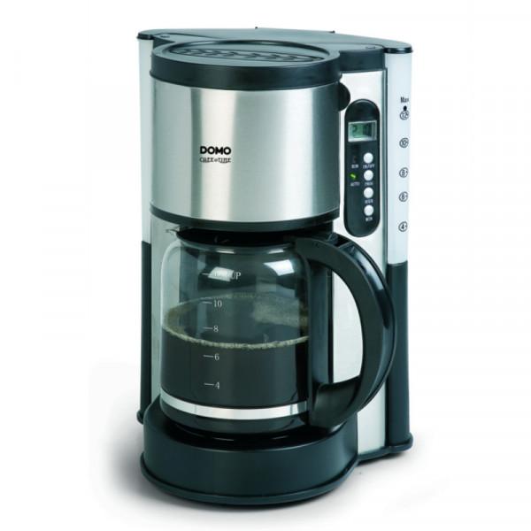 Ersatzkanne für Kaffeemaschine 1,5 Liter DOMO DO417KT-GK Glaskanne