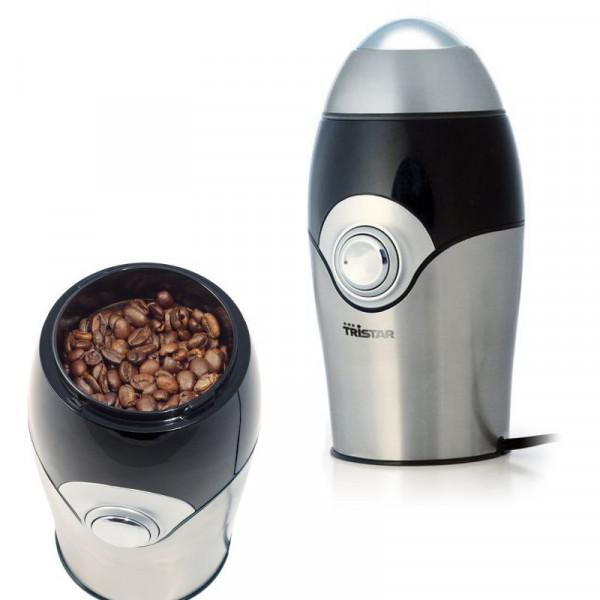 Edelstahl Kaffeemühle / Universalmühle Tristar KM-2270 Gewürzmühle