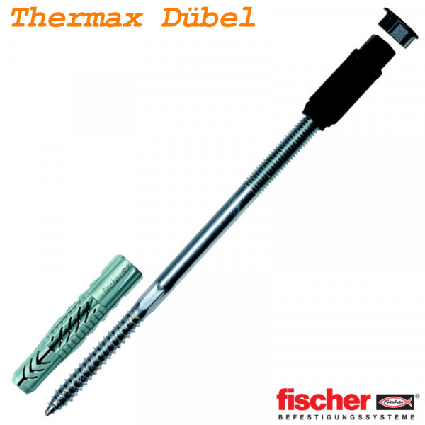 Fischer Abstandsmontagesystem Thermax 10/220 M8 514254 1Stk.