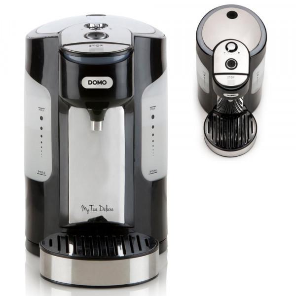 Express Teekocher Wasserkocher, Teewasser in 45 Sek. + Stopptaste DOMO DO497WK