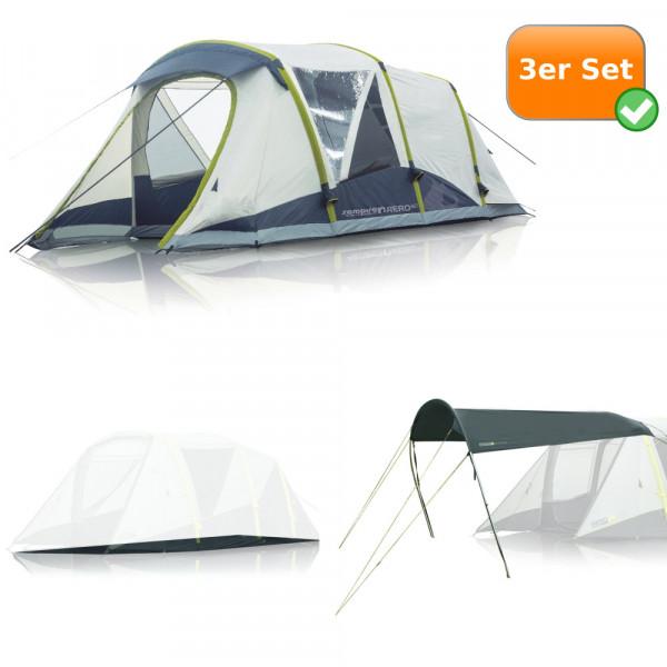 Aero TM Classic - Set - Komplettset mit Unterzeltboden + Sonnensegel