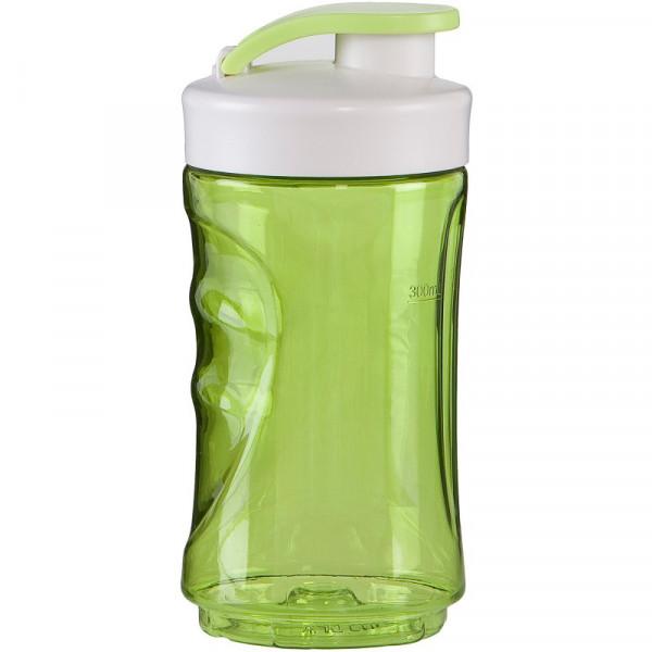 Ersatzflasche für Smoothie-Mixer DO436BL-BK 300ml Ersatzbehälter grün