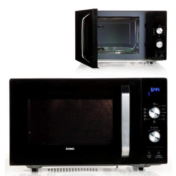 Mikrowelle mit Auftaufunktion Domo DO2924 23 Liter