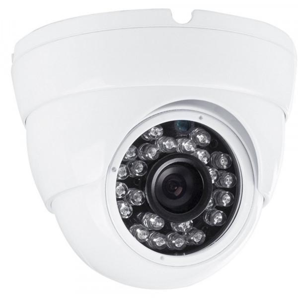 Zusatzkamera Dome weiß zu DVR728S DVR721C Smartwares 10.037.85