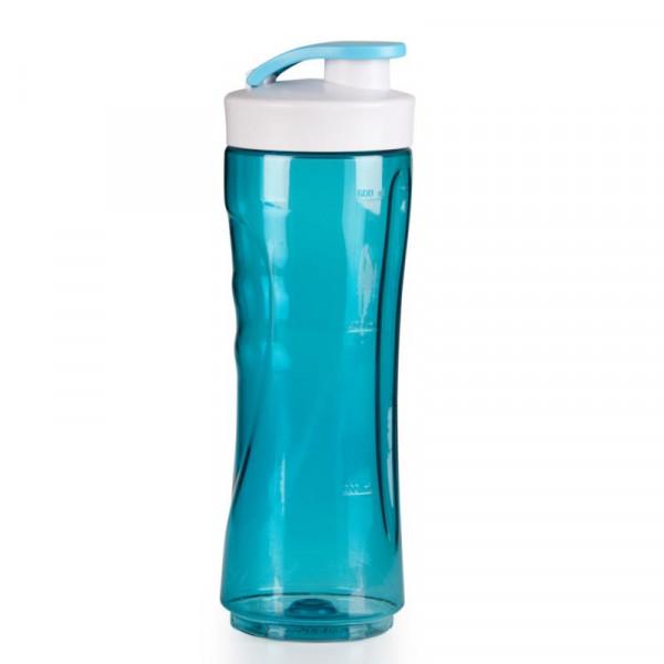 Ersatzflasche für Smoothie-Mixer DO481BL 600ml Ersatzbehälter blau